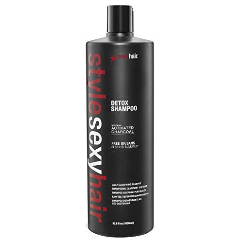 Sexy Hair Style Daily Detox Shampooing 1000 ml