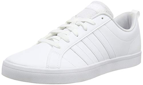 adidas Vs Pace, Baskets Homme, Footwear White/Footwear White/Core Black, 43 1/3 EU