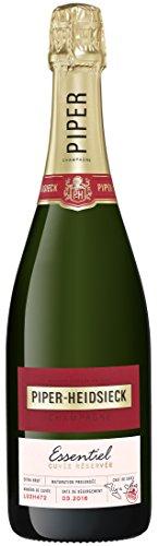 Champagne Piper-Heidseick Essentiel Cuvée Réservée Extra brut 75cl