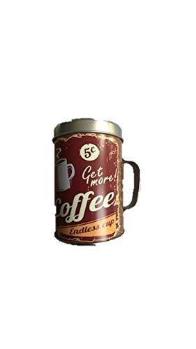 Kakao KAKAOSTREUER NEU MIT HENKEL Gewürzstreuer Zuckerstreuer Puderzuckerstreuer Puderzucker...