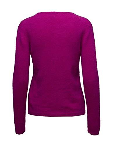 InWear Marken-Pullover, Fuchsia, Größe M