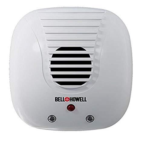 Bell + Howell Ultrasonic Pest Repeller with Dusk to Dawn Sensor