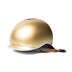 Thousand Adult Bike Helmet, Stay Gold, Large