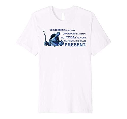 Kung Fu Panda Oogway Quote Portrait Premium T-Shirt