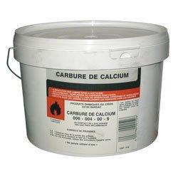 Carbure de Calcium 5KG