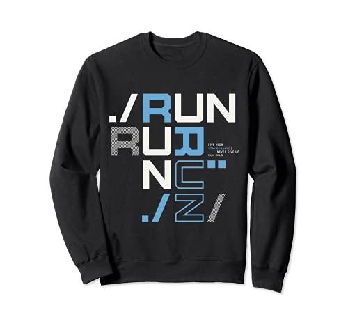 I Love Running, Run Tee shirts, Run Short Sleeve Graphic Sudadera