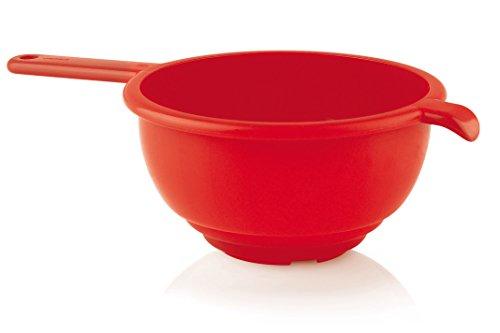 Guzzini F.Lli S.P.A 120153-31 Guzz. Colapasta 1M Cm.24 Forme Casa Rso, Plastica, Rosso