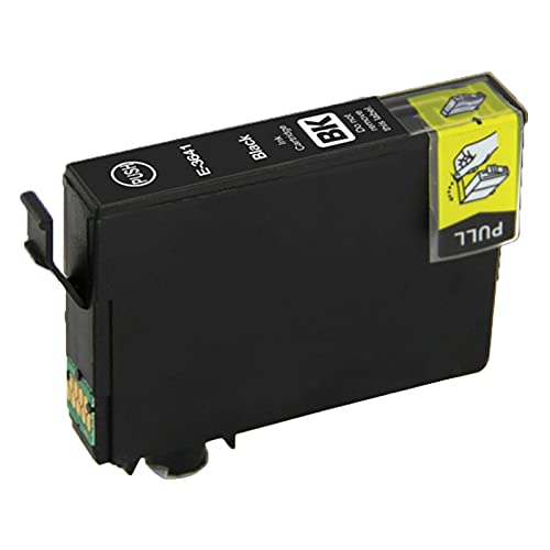 AZXC para el reemplazo del Cartucho T364 de T364 Compatible con EPSON para T3641 XP-243 XP-247 WF-7110 WF-7610 WF-7620 T2642 T2643 T2644 Tóner de tóner de Alta rendimient 1black