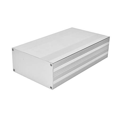 Caja de Aluminio de 68 x 145 x 250 mm Caja de Proyecto de Caja de Aluminio DIY para Controlador