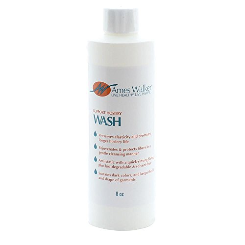 Ames Walker AW Hosiery Wash AWHOSIERYWASH Hand wash Product formulated for Finer Hosiery That eliminates Premature Aging of Your Quality Hosiery
