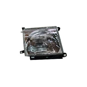 TYC 20-5067-00 Compatible with TOYOTA Tacoma Passenger Side Headlight Assembly