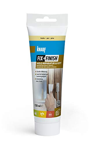 Knauf 593508 Fix+Finish Holzreparatur kiefer 125 ml
