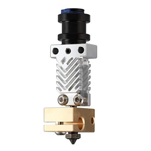 Parti della Stampante 3D / Adatta per NF Zone-V6 J-Head Headend Bowden Extruser Kit/Adatta per E3D V6 Staffa di Raffreddamento del raccogliending (Color : Set 2, Size : 24V)