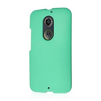 Moto X 2nd Gen Case MPERO SNAPZ Series Rubberized Case for Motorola Moto X  2nd Gen 2014  - Mint Green