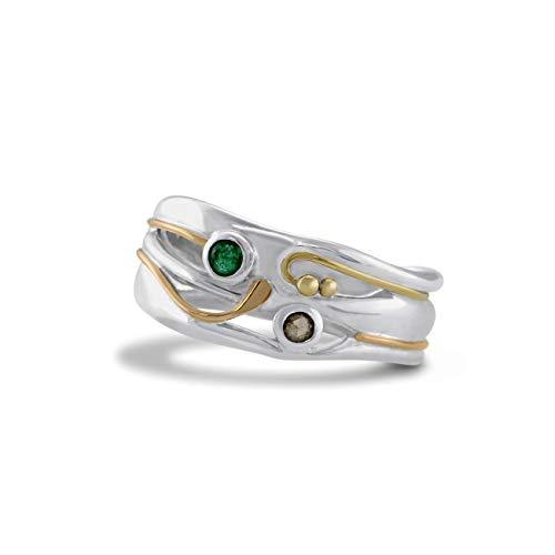 Banyan Jewellery at Camellia Silver Mujer Plata fina 925 plata