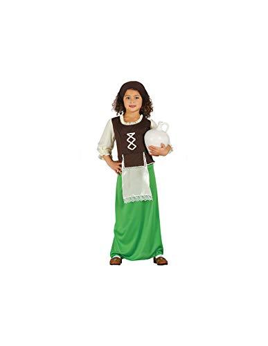 DISBACANAL Disfraz Posadera para nia - -, 7-9 aos