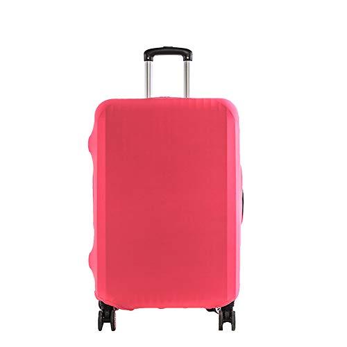 Cratone Funda elástica para maleta de 18 a 32 pulgadas, Rosa (Rosa) - 18222005530