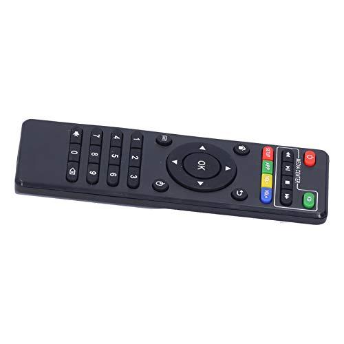 Mxzzand Menú Teclas de navegación Control Remoto ABS Caja de TV Control Remoto Botón de Silicona 10 m Duradero para Android x96 / x96mini / x96w