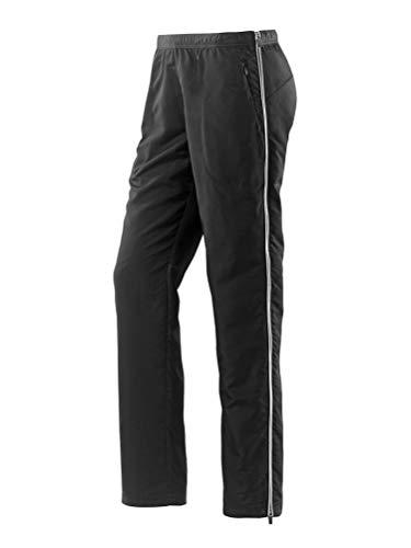 Michaelax-Fashion-Trade Joy - Damen Sport und Freizeit Hose mit seitlichem Reißverschuss in schwarz, Rehahose Merrit (942)