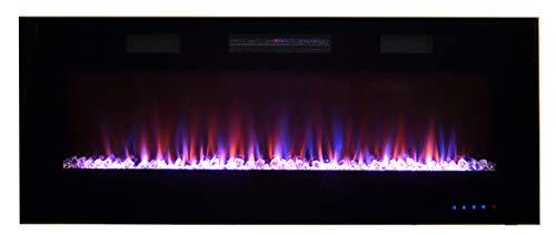 Paramount Premium Fireplace 42 inches Black