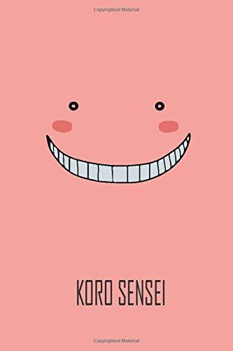 KORO SENSEI: Koro Sensei Teacher of Assassination Classroom ,Matte Cover 'Hentai State' Journal for Writing, Gift, School & Office, College Ruled Size '6 x 9', 120 Pages
