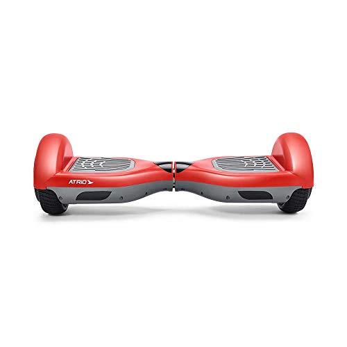 Hoverboard Atrio Slide 6,5 Pol. 500W Velocidade 10Km/H Autonomia 10Km Suporta Até 100Kgs Vermelho - Es207