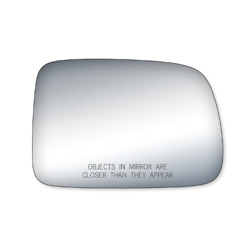 Fit System 90156 Passenger Side Mirror Glass, Honda CR-V