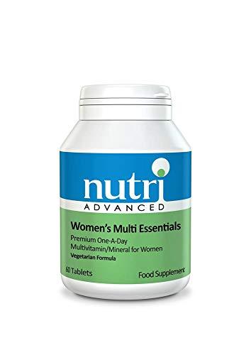 Nutri Advanced Multi Essential 60 tabletas para mujer