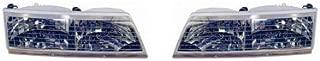 1997 mercury grand marquis headlight assembly