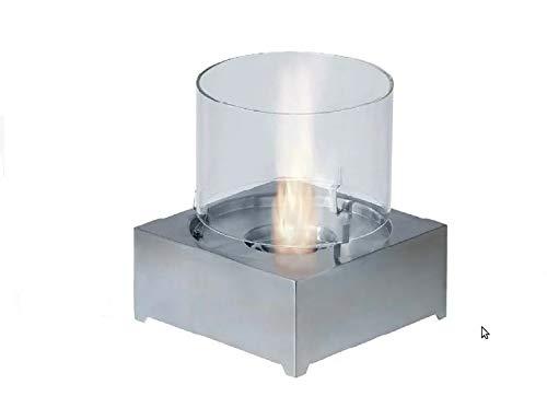 EWT Tisch Ethanol Kaminfeuer, Gartenkamin, Aussenkamin Leie