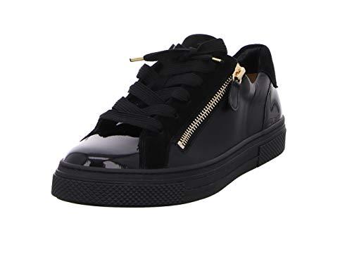 Hassia Damen Sneaker 8-301233-01000 schwarz 536862