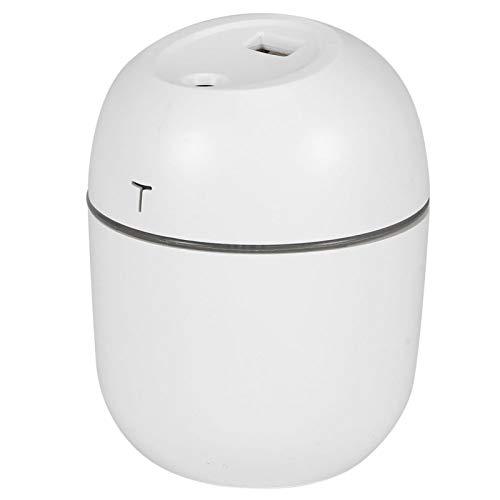 Clasken Air Mist Maker, Mini humidificador doméstico, Dormitorio Alimentado por USB para el Dormitorio del Coche de la Oficina