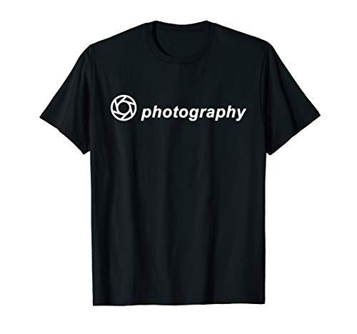 Photography, Kamera, Fotograf, Fotografie, Foto T-Shirt