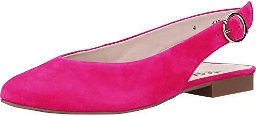 Paul Green 7461 Damen Ballerinas Pink, EU 39