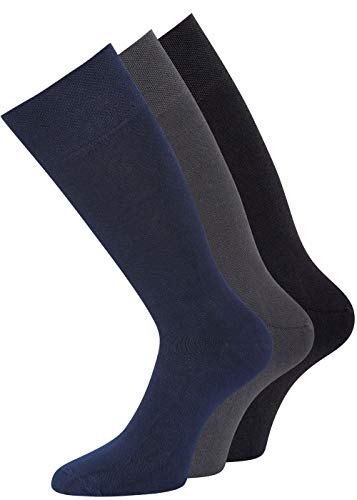 Socken Damensocken Diabetikersocken ohne Gummi 35-38 39-42 KB SOCKEN® (39-42)