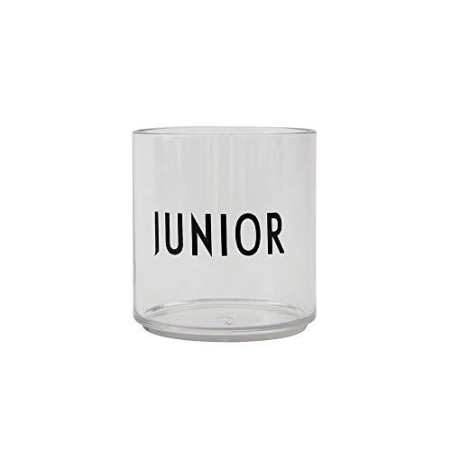 Design Letters Persönliche Trinkglas aus Tritan für Baby und Kinder, Special Edition (JUNIOR) - BPA-frei, BPS-frei und EA-frei, Zubehör ist separat erhältlich, spülmaschinenfest, 62 g, 175 ml