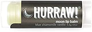 Hurraw Blue Chamomile Night Lip Balm 4.3g, 4.3 ml
