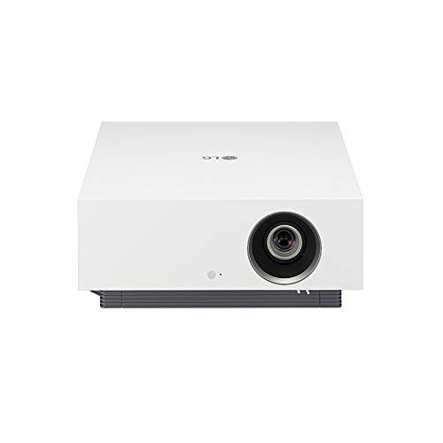LG CineBeam Laser 4K HU810P Projector for Smart Home Theatre - UHD (3840x2160), 8.3 Mega pixel, up to 300 inch, 2700 lumens, WebOS 5.0, Airplay, Miracast, Bluetooth