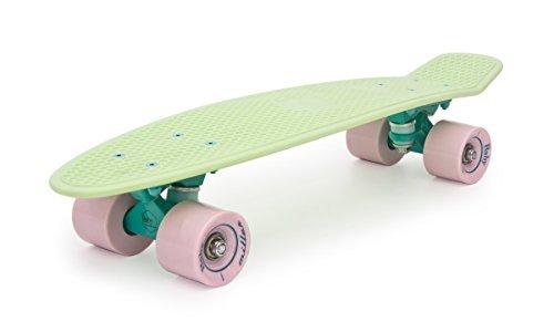 Miller Division Baby Cupcake - Skateboard, colour: apple green, length 22 by Miller Skateboards
