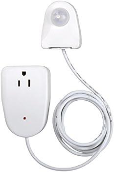 Westek Indoor Plug-In Corded Motion Activated Light Control