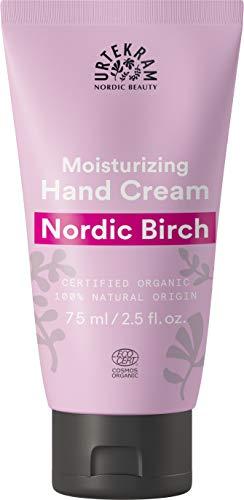 Urtekram Nordic Crème pour les mains de bouleau 75 ml