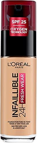 L'Oréal Paris Make-up designer 24H Fresh Wear...