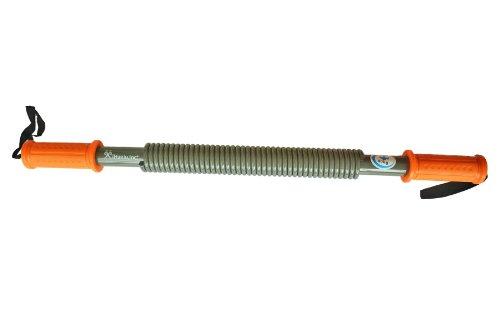 iHuniu,Inc. Power Twister Bar Arm Strengthening, Arm Muscle Exerciser (60 KG (Heavy))