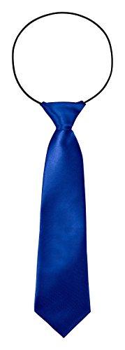 BomGuard kinder-krawatte blau kinderkrawatten