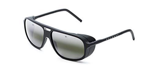 Vuarnet Sonnenbrillen (VL-1811 0004-1136) matt grau - brau-grün mit verspiegelt effekt