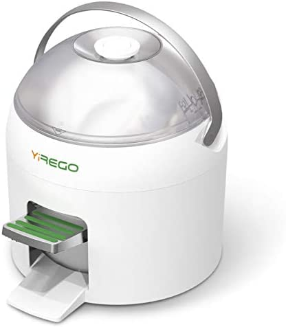 Yirego Drumi Portable Manual Washing Machine 10mins Quick Wash Spin Dry Compact non electric product image