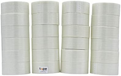 MAT Commodity Grade Fiberglass Reinforced Filament Strapping Tape 2 in Wide x 60 yds Pack of product image
