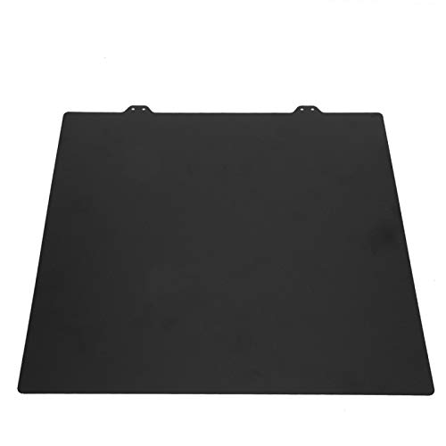Socobeta Corrosion Resistant Durable Steel Sheet with 9 Magnetic Block Heated Bed Parts for 3D Printer