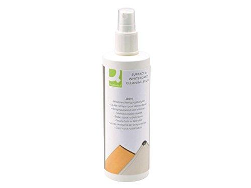 5er Pack Q Connect Whiteboard-Oberfläche von 250 ml