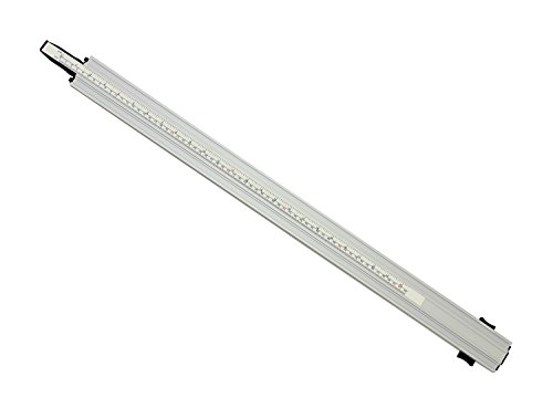 DCT Aluminum Pro Grip Clamp Straight Edge Wood Cutting Table Saw Guide, 24in / 62cm – Circular, Rotary, Jig, Router